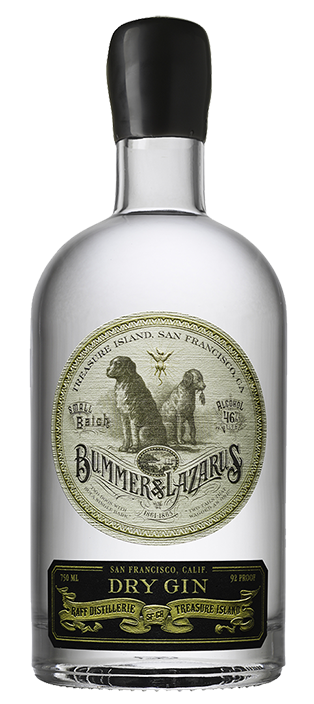 Bummer and Lazarus Gin